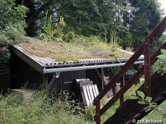 Treppe: separater Eingang zur Wohnung - anklicken zum Vergössern