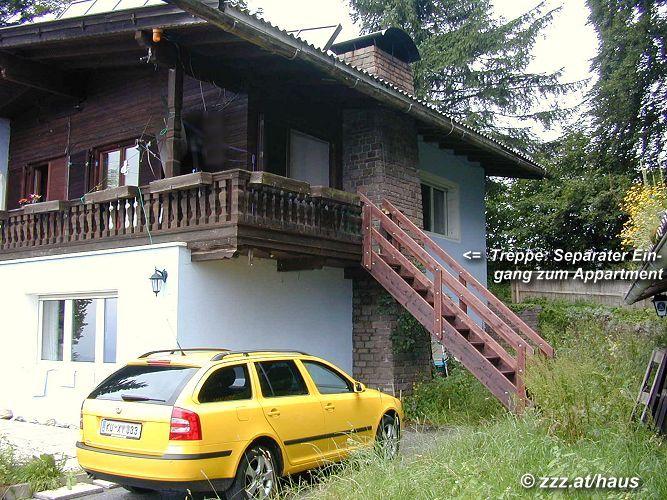 Tirol: Wohnung mit phantastischem Ausblick zu vermieten